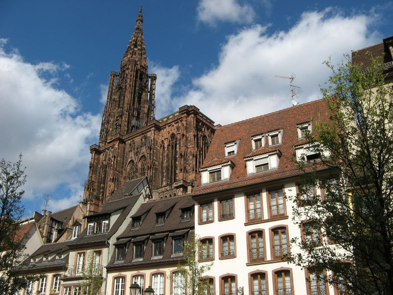 Place Kleber Strasbourg Restaurant