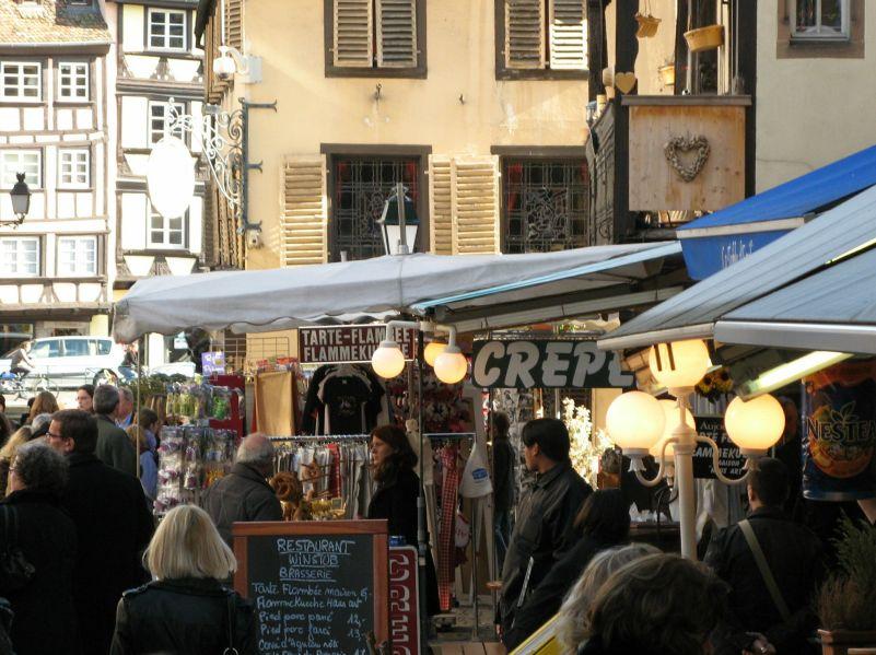Gutenberg Restaurant Strasbourg